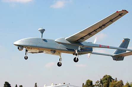 IAF Heron 1 W445