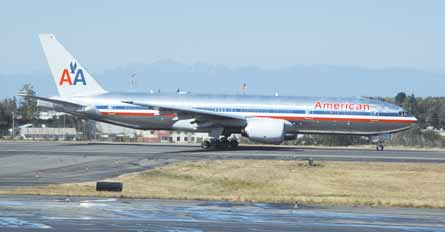 American airlines 777-200ER