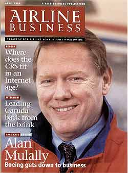 April 2000 Airline Business Cover Alan Mulally