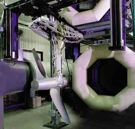 drop down ram-air turbine