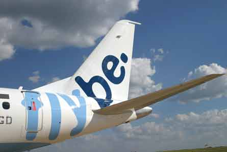 flybe tail