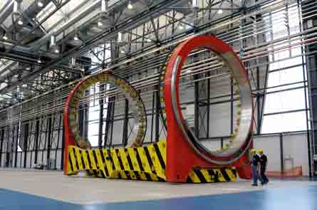 Fuselage barrels