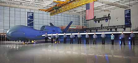 Northrop Grumman RQ-4 Block 20 Global Hawk