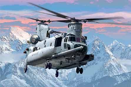 Chinook HH-47 Block 0+