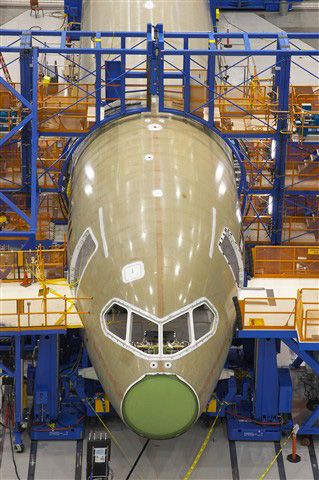 Boeing 787 assembly 3
