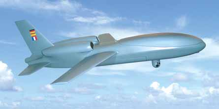 EADS Advanced UAV