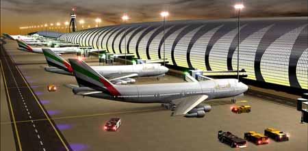 Emirates at Dubai W450