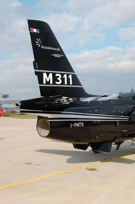 M-311 tail