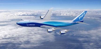 Boeing 747 8F