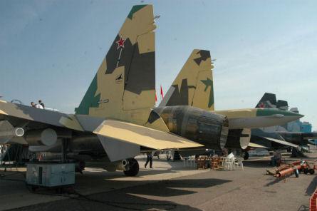 Sukhoi Su-35-1