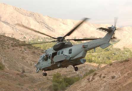 EC725 Afghan