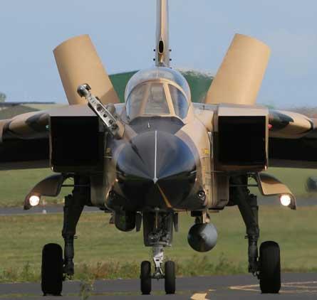 RSAF Tornado