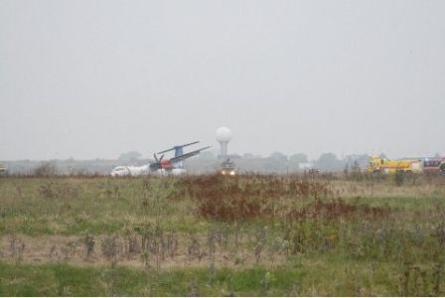 27  October SAS Dash 8 Q400 crashW445