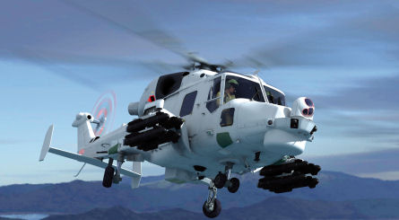 Royal Navy's Lynx
