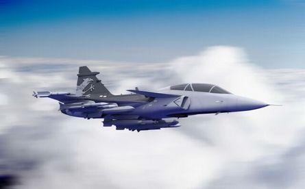 Saab Gripen Demo
