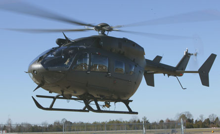 UH-72 hover