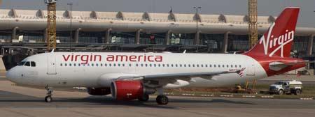 Virgin America W450