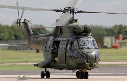 RAF Puma