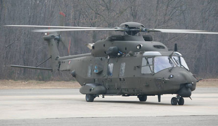 NH90 Italian army