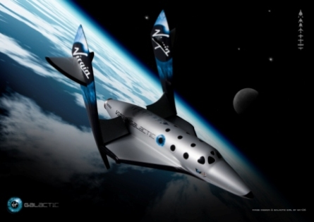 SpaceShipTwoW445