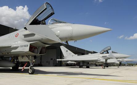 Typhoons Italy