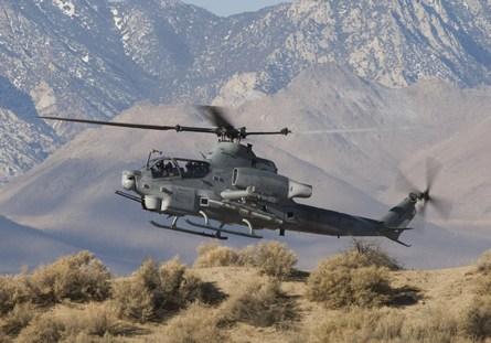 Bell AH-1Z opeval 1