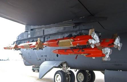 MALD on B-52