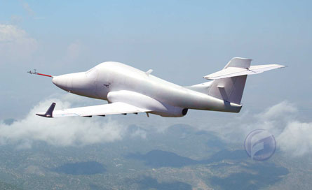 D-Jet UAV