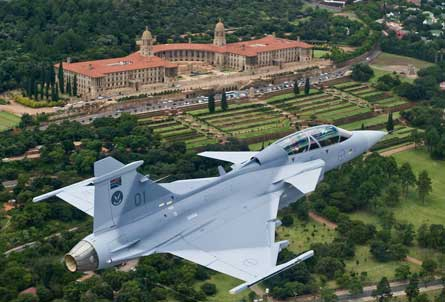 Gripen South Africa