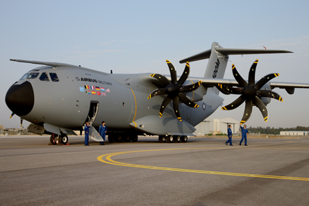 A400M roll-out 1
