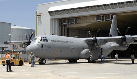 C-130J Norway