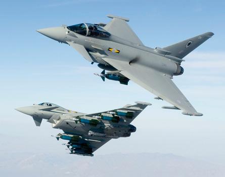 Typhoon pair