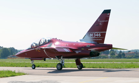 M-346 taxi