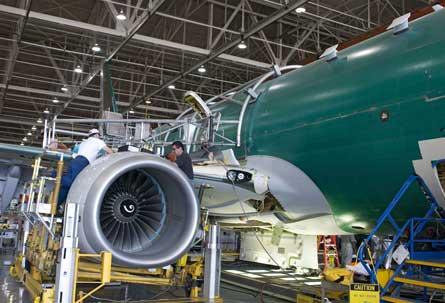 P-8 engine
