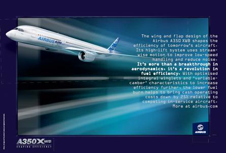 A350 full ad