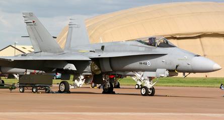 F-18C Finland