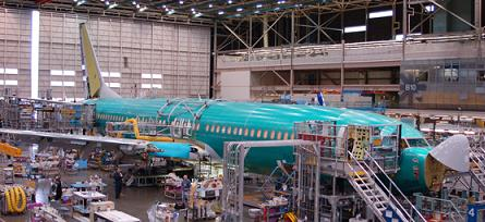 737 production