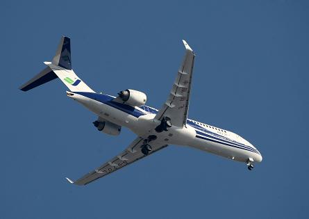 ARJ21 first flight