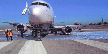 Ryanair 737 crash