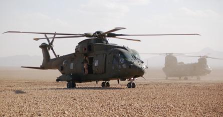 Merlin Chinook - CH