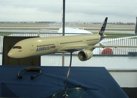 A350 XWB definitive