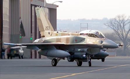 F-16I - IAF