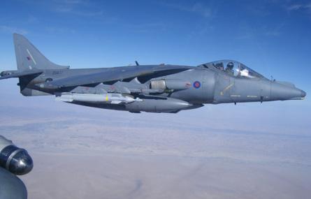 Harrier Paveway IV
