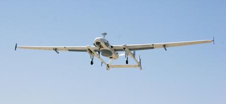 Heron UAV - IAI