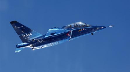 M-346 supersonic