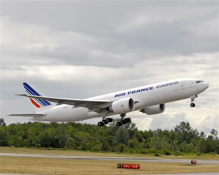 Air France Cargo 777 freighter delivery 2