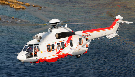 EC225 - Patrick Penna Eurocopter