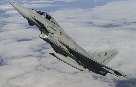 Eurofighter Italy - Alenia