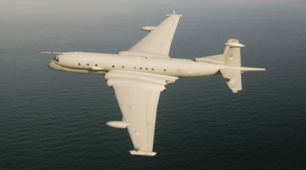 Nimrod MRA4 - BAE Systems