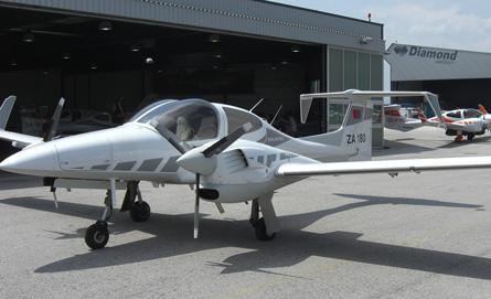 DA42 RAF - Diamond Aircraft